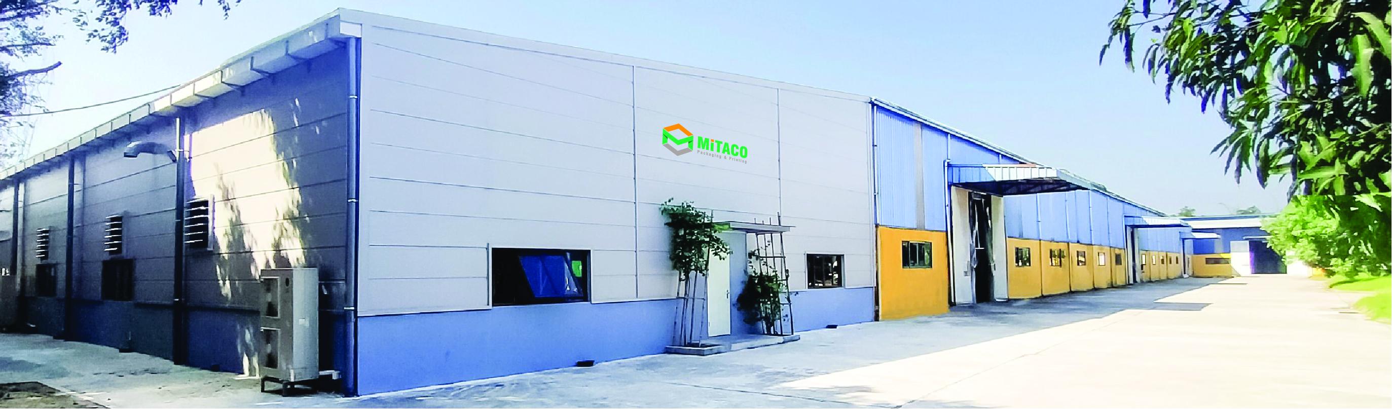 Nhà máy mới